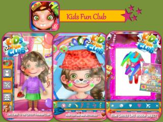 Kids Fun Club - Free Kids Game