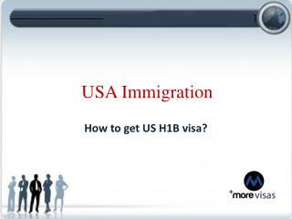 How to get US H1B visa?