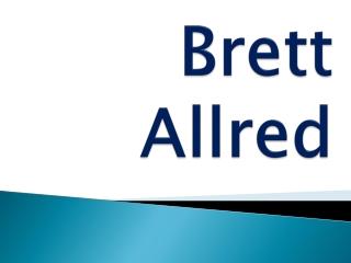 Brett Allred - CreativeTextile Designer