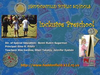 inclusive preschool