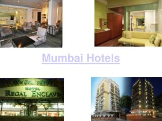 Hotels of Mumbai