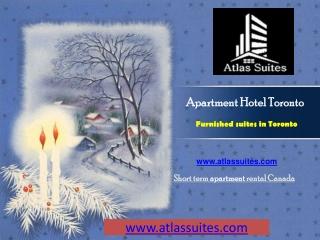 Apartment hotel Toronto