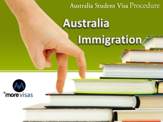 Australia Student Visa Procedure