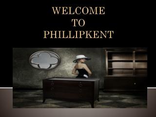 Buy Designer Furniture Online - Phillip Kent