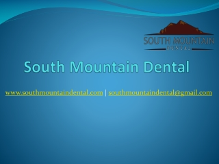 Dentists in Draper Utah