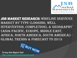JSB Market Research: