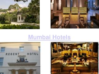 5 Star Hotels in Mumbai