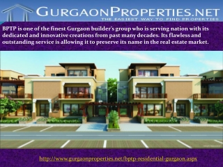 BPTP Projects in Gurgaon