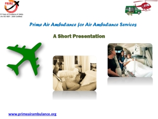 Best Air Ambulance in Delhi