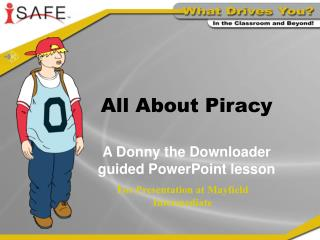 all about piracy