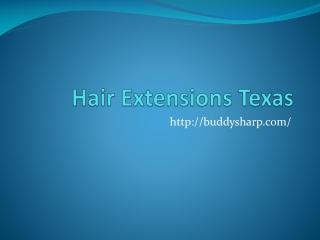 Hair extensions texas