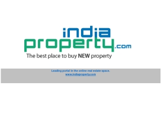 1 BHK Apartment Bangalore