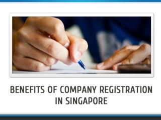 Various Benefits of Singapore company registration