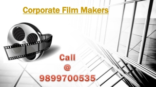 Corporate Film Makers