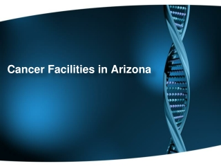 Cancer Hospitals in Arizona