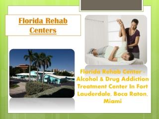 Drug Rehab Miami
