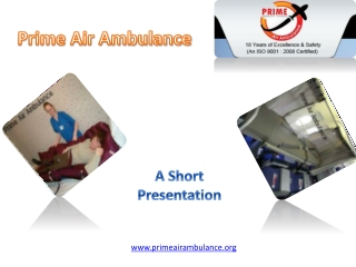 Best Air Ambulance in India