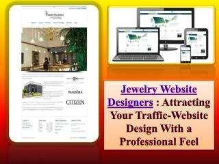 Jewelry Industry Marketing