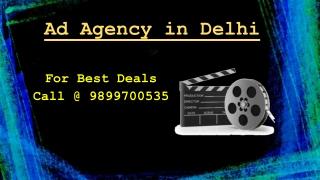 AD AGENCY IN DELHI