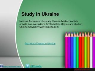 Study in Ukraine