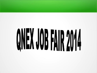 Job Fair 2014 in Chennai