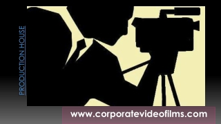 Skilful Corporate Film Makers