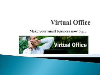 Virtual Office Formation UAE