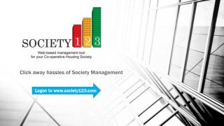 apartment software | society accounting - society123