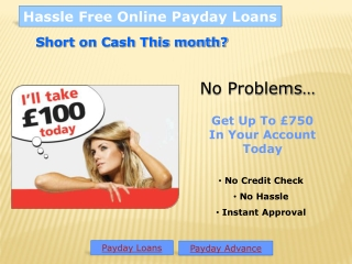 How to Get Instant Payday loan online