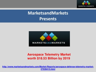Aerospace Telemetry Market