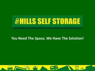 Using Business Self Storage – The Great Way to Save Money