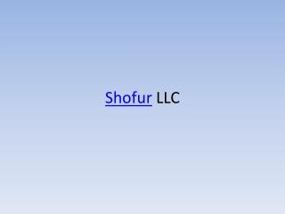 Shofur