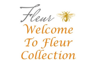 Fleur Collection - Fleur Candle Collection
