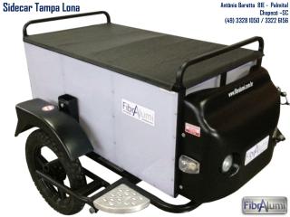Sidecar Tampa em Lona