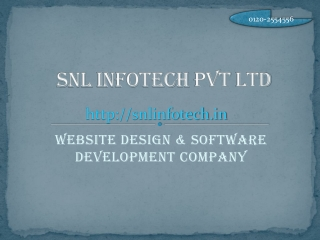 SNL Infotech pvt ltd