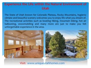 real estate Provo Utah