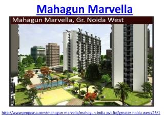 Mahagun Marvella