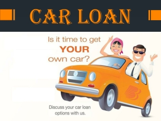 Car Loan Finance in UK