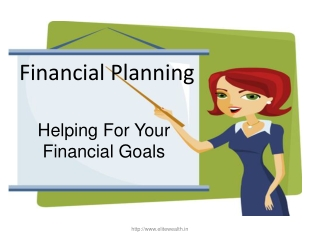 Financial Planning-Helping Your Future Golas