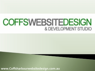 Coffs Harbour Website Design – Development Company