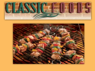 Foodservice Products: BBQ