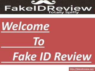 fake id reviews