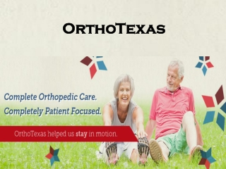 Physical Therapy Flower Mound TX