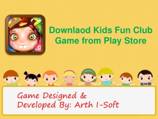 Download Kids Fun Club Game from Play Store