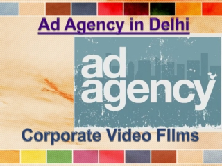 Potent Ad Agencies in Delhi