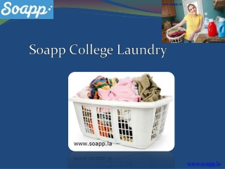 Best College Laundry in US