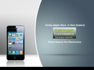 Best IPhone Store In New Zealand