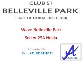 Wave Belleville Park