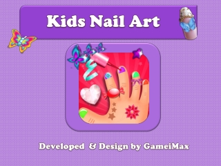 Kids Nail Art -  Free Kids Game on Google Play:Pick it Today