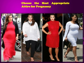 Advantages of Purchasing Maternity Clothes